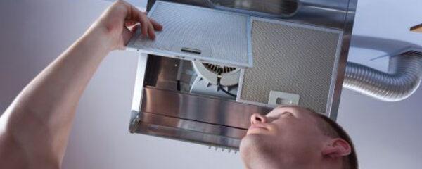 Nettoyage Hotte de cuisine - France Hygiène ventilation