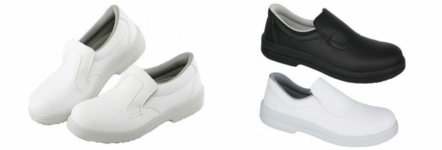chaussures de securite de cuisine